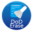 DoD erase for HDD duplicator and Flash duplicator